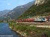 La EU 43 002 di Rail Traction Company alla testa del TEC 43129 Brennero-Quadrante Europa. (Avio, 21/04/2010; foto Massimo Rinaldi / tuttoTreno)