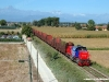 La D 100 003 SR di SBB Cargo Italia con il merci Verzuolo-Orbassano. (Savigliano, 08/09/2008; foto Davide Piva / tuttoTreno)
