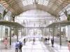 Il rendering dell'atrio della stazione di Genova Piazza Principe come si presenterà alla fine dei lavori del 2011. (© Ferrovie dello Stato / tuttoTreno)