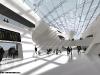 Un rendering della nuova stazione di Napoli Afragola. (Fonte RFI / tuttoTreno)
