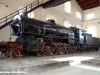 La 480 017 esposta al Museo Ferroviario Nazionale di Pietrarsa. (31/12/2007; foto Marco Stellini / TuttoTreno)