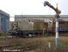 il tender della 685 064, utilizzato per anni per il trasporto del gasolio. (Udine, 03/03/2009; foto Ellis Barazzuol / tuttoTreno)