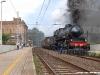 La 685 089 in sosta a Castiglioncello con il Treno degli Etruschi. (25/05/2008; foto Stefano Patelli/ tuttoTreno)