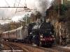 la 728 022 sulla linea Trieste Centrale-Villa Opicina. (Aurisina, 06/12/2009; foto Dennis Orlando / tuttoTreno)