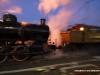 740 278 e la E 626 294 in manovra ad Aulla (19/10/2008; © Marco Carrara / tuttoTreno)