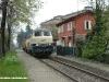 Nei pressi del casello 22 la 1900 008 di ACT con la 850 006 effettua la corsetta da Reggio Emilia per Dinazzano. (Reggio Emilia, 11/04/2006; foto Enrico Ginanni / tuttoTreno)