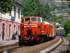 Il viaggio di presentazione ufficiale del Treno dei Sapori de LeNORD sulla linea Brescia-Iseo-Edolo. (Marone, 17/05/2010; © foto Carlo Bonari / tuttoTreno)