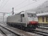 La E 483 024ER delle Ferrovie Emilia-Romagna in corsa di certificazione linea al brennero. (16/11/2010; foto Stefano Patelli/ tuttoTreno)