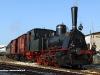 la T3 n° 3 del Museo Ferroviario Piemontese, nel deposito locomotive di Iseo delle Ferrovie Nord Milano in occasione del fine settimana vaporistico del settembre 2007. (08/09/2007; foto Marco Bruzzo / TuttoTreno)