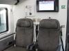 Presentazione delle nuove classi del Frecciarossa a bordo dell'ETR 500 01: atrea per portatori di handicap in Business. (Napoli, 24/11/2011; Maurizio Pannico / TuttoTreno)