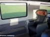 Presentazione delle nuove classi del Frecciarossa a bordo dell'ETR 500 01: in Executive a 300 km/h. (Napoli, 24/11/2011; Maurizio Pannico / TuttoTreno)