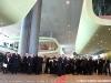 L'inaugurazione della nuova stazione di Roma Tiburtina intitolata a Camillo Benso Conte di Cavour, avvenuta alla presenta di Giorgio Napolitano, Presidente della Repubblica. (Roma, 28/11/2011; foto G. Senese / FS Italiane / tuttoTreno)