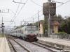 La E 405 005 alla testa dell'Espresso 1930 Palermo/Siracusa–Venezia, deviato via Civitavecchia–Pisa. (24/07/2011; foto Frank Andiver / tuttoTreno)