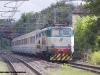 La E 656 289 alla testa di un iC con una E 444, deviato via linea tirrenica. (Montelupo Fiorentino, 24/07/2011 ; foto Frank Andiver / tuttoTreno)
