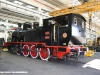 La 240 05 delle Ferrovie Nord Milano, ora nel parco di Trenord, in una delle rimesse del Deposito di Novate Milanese. (11/08/2011; foto Lucato Termica / tuttoTreno)