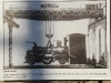 Torino 22/01/2011: mostra fotografica sulle Officine Grandi Riparazioni di Torino delle Ferrovie dello Stato; prova di portata di un carro ponte in una foto della Collezione Pedrazzini. (© Marco Bruzzo)