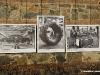 Torino 22/01/2011: mostra fotografica sulle Officine Grandi Riparazioni di Torino delle Ferrovie dello Stato; foto di lavorazione della Collezione Pedrazzini. (© Marco Bruzzo)