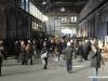 Torino 22/01/2011: mostra fotografica sulle Officine Grandi Riparazioni di Torino delle Ferrovie dello Stato. (© Marco Bruzzo)