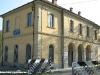 La stazione di Nucetto tirata a lucido per l'inaugurazione di domenica 9 ottobre. (30/09/2011; foto Michele Cerutti / tuttoTreno)