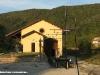 Il magazzino merci della stazione di Nucetto dove troverà posto il Museo che verrà inaugurato domenica 9 ottobre. (30/09/2011; foto Michele Cerutti / tuttoTreno)
