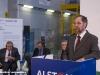 Incontro Alstom con i clienti NTV e Virgin Trains nello stabilimento di Savigliano; l'ing. Bertina, Presidente Alstom Italia. (30/11/2011; foto Marco Bruzzo / tuttoTreno)