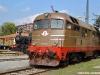 La D 343 4010 esposta al Porte Aperte di Pistoia. (24/09/2011; foto Michele Sacco / TuttoTreno)