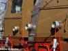 Le E 428 202 e 226 esposte a Pistoia in occasione del Porte Aperte del 26 settembre 2011. (Foto Michele Sacco / TuttoTreno)