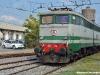 La E 646 196 esposta al Porte Aperte di Pistoia. (24/09/2011; foto Michele Sacco / TuttoTreno)