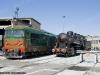 La D 343 1030 e la 743 283 a Torino Smistamento. (09/10/2011; foto Marco Carlone / tuttoTreno)
