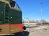 La D 461 1001 del MFP al Porte Aperte a Torino Smistamento, sullo sfondo un ETR 500 Frecciarossa. (09/10/2011; foto Giancarlo Modesti / tuttoTreno)