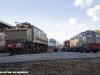Le E 424 075 ed E 626 443 esposte per il Centenario del Deposito di Torino Smistamento. (08/10/2011; Jacopo Raspanti / tuttoTreno)