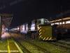 Rotabili del Museo Ferroviario Piemontese in attesa di partenza per Torino Smistamento. (06/10/2011; foto Michele Cerutti / tuttoTreno)