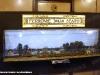 """Il diorama sulle Ferrovie dello Stato esposto alla Mostra """"Signori, in carrozza! L'età d'oro del turismo ferroviario attraverso affiches, diorami e modelli"""", allestita a bordo delle due vetture """"centoporte"""" Bz 36111 (1931) e 36484 (1933) al Museo Ferroviario di Lecce. (13/09/2011; foto Francesco Comaianni / tuttoTreno)"""