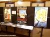 """Poster della CIWL esposti alla Mostra """"Signori, in carrozza! L'età d'oro del turismo ferroviario attraverso affiches, diorami e modelli"""", allestita a bordo delle due vetture """"centoporte"""" Bz 36111 (1931) e 36484 (1933) al Museo Ferroviario di Lecce. (13/09/2011; foto Francesco Comaianni / tuttoTreno)"""