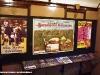 """I poster delle ferrovie tedesche esposti alla Mostra """"Signori, in carrozza! L'età d'oro del turismo ferroviario attraverso affiches, diorami e modelli"""", allestita a bordo delle due vetture """"centoporte"""" Bz 36111 (1931) e 36484 (1933) al Museo Ferroviario di Lecce. (13/09/2011; foto Francesco Comaianni / tuttoTreno)"""