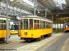 Porte aperte all'ATM di Milano: il tram 2020 tipo 1928 nel deposito Messina.(03/10/2010; foto Marco Stellini / TuttoTreno)