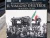 La locandina di presentazione del Treno dell'Eroe. (Roma, 28/10/2011; foto Davide Porciello / tuttoTreno)