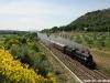 La 685 089 con il Caritas Express tra Gallese in Teverina e Orte. (Roma, 21/05/2011; foto Michele Cerutti / tuttoTreno)