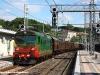 La D 343 2026 durante il trasferimento del treno alla stazione della Cità del Vaticano. (Roma, 17/05/2011; Francesco Maria / tuttoTreno)