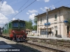 Le D 343 2026 in coda al treno di rientro da Orte a Pistoia della 685 089, utilizzata per il Caritas Express. (Baschi-Montecchio; 21/05/2011; foto Davide Porciello / tuttoTreno)