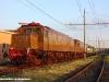 Le E 428 014 e 226 con la E 646 196 in sosta a Roma Smistamento per l'effettuazione del Caritas Express. (Roma, 20/05/2011; Francesco Maria / tuttoTreno)