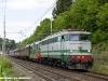La E 646 196 e la D 343 2026 al traino del convoglio per il trasferimento delle carrozze che verranno utilizzate sabato sul Vatican Express. (Fidene di Roma, 17/05/2011; foto Davide Porciello / tuttoTreno)