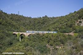 Un complesso di ALe 724 effettua il Regionale 4476 Savona-Chivasso. (Santuario, 11/09/2010; Jacopo Raspanti / tuttoTreno)