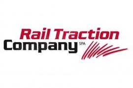 Il nuovo logo di Rail Traction Company. (Fonte RTC / tuttoTreno)