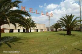 Lo stabilimento Keller di Villacidro. (Foto Keller / tuttoTreno)