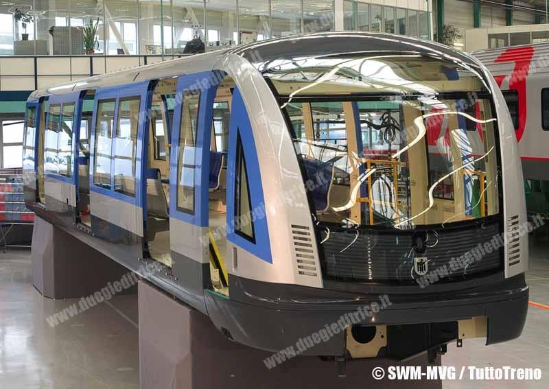 Siemens: prima cassa per la metro di Monaco